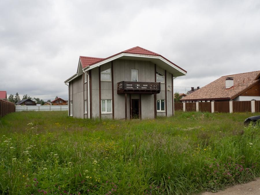 , Ленинградская область, Кировский р-н, Отрадное, 10-я линия, 22