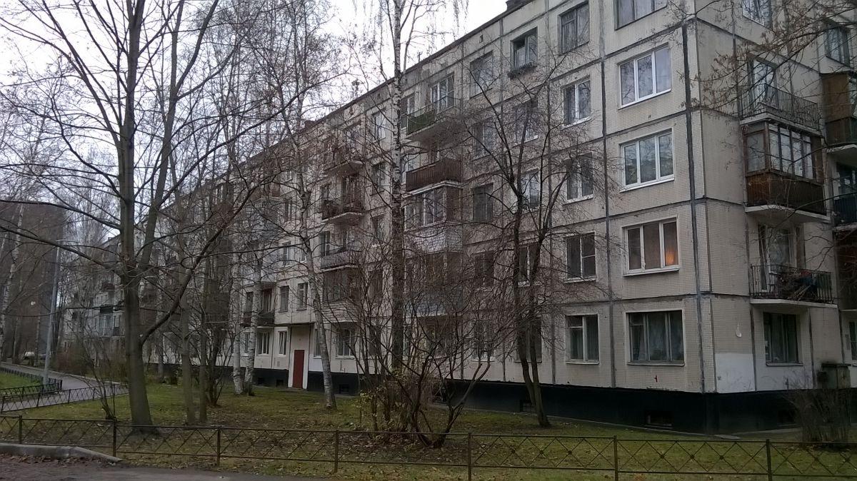 Комната на продажу по адресу Россия, Санкт-Петербург, Санкт-Петербург, Партизана Германа ул, 10 корп.2